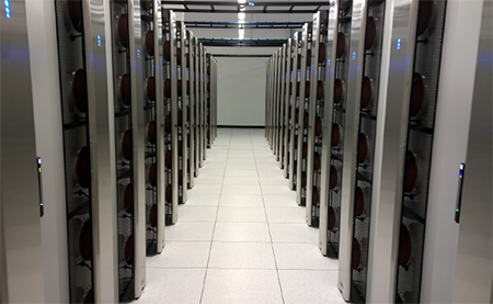 Rear door vs. traditional cooling for data centers
